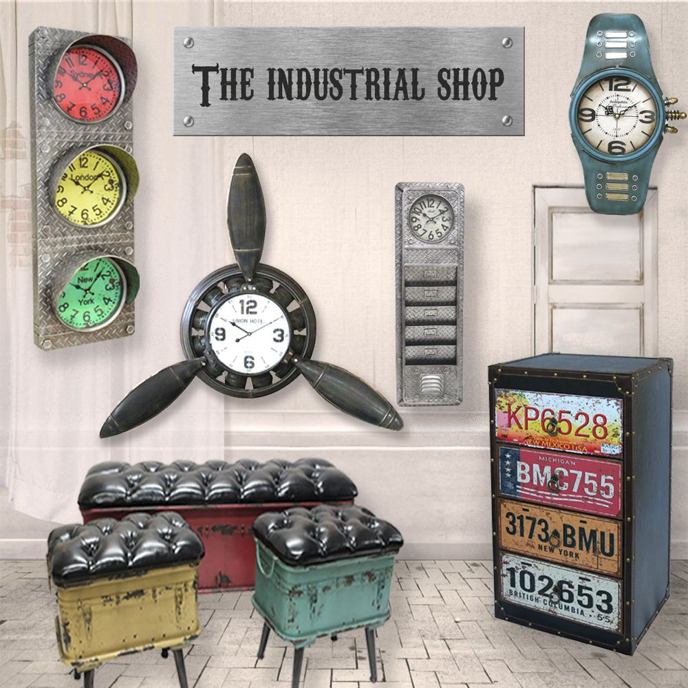 Industrial Shop Promo